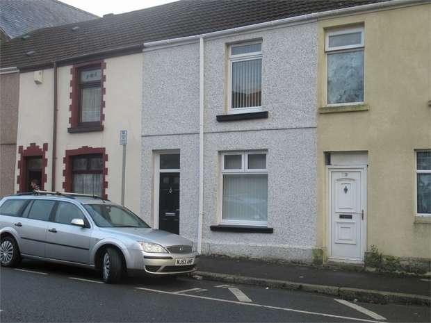 2 Bedrooms Terraced House for rent in Neath Road, Plasmarl, Swansea, West Glamorgan