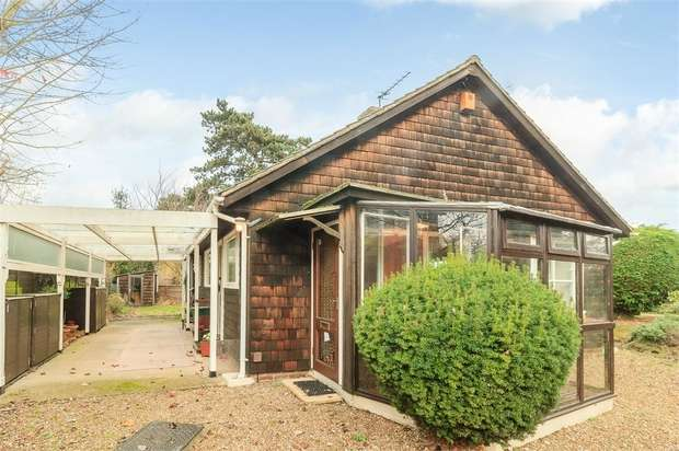 2 Bedrooms Detached House for sale in St Catherines Road, Broxbourne, Hertfordshire