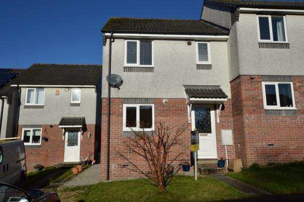 3 Bedrooms Semi Detached House for sale in Oaklands Road, Liskeard, Cornwall