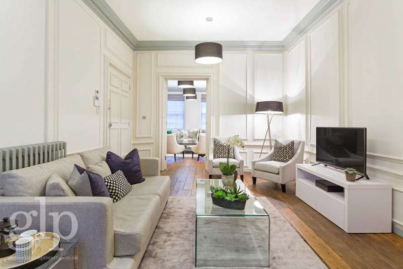 3 Bedrooms Flat for rent in Soho Square, Soho, W1D