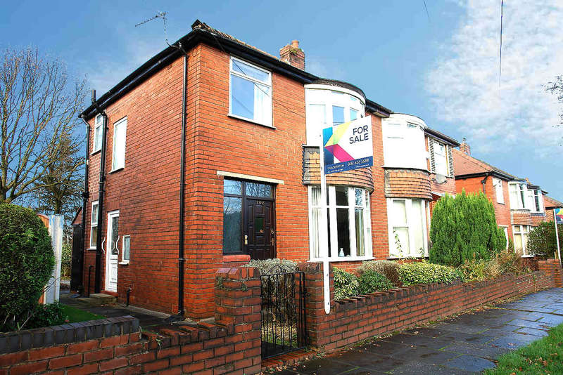 3 Bedrooms Semi Detached House for sale in Broadway, Chadderton, Oldham