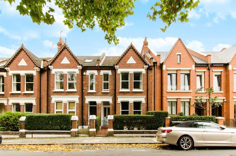 4 Bedrooms House for sale in Calais Street, Camberwell, SE5