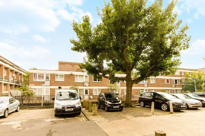 1 Bedroom Flat for sale in Clapham North, Clapham North, SW9