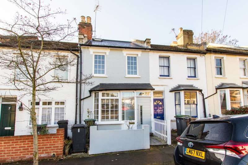 3 Bedrooms House for sale in Cumberland Road, Wood Green, N22