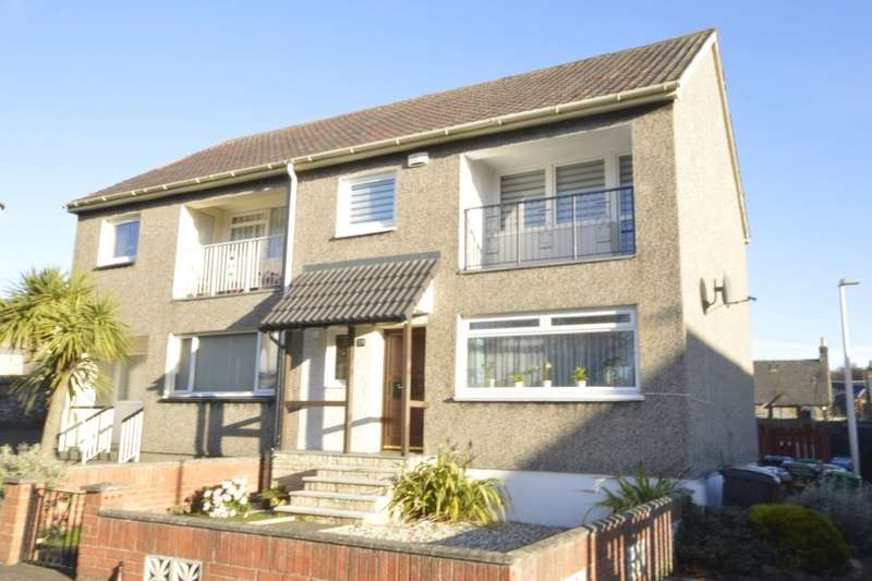 3 Bedrooms Semi Detached House for sale in Harriet Street, Kirkcaldy, KY1