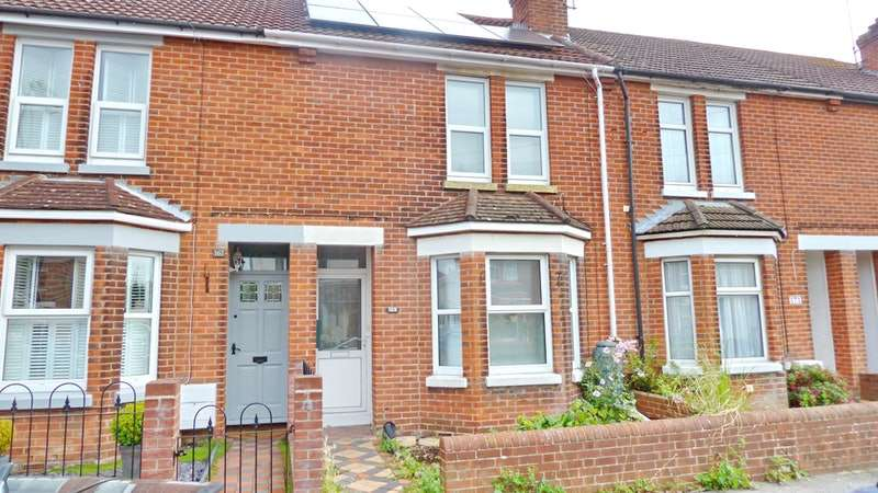 2 Bedrooms Terraced House for sale in Nutbeem Road, Eastleigh, Hampshire, SO50