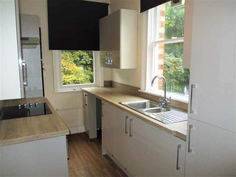 4 Bedrooms Apartment Flat for sale in First Floor Flat, 66 Broadmead Road, Folkestone