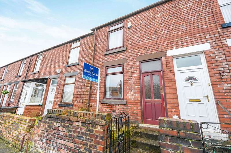 2 Bedrooms Terraced House for sale in Chamberlain Street, St. Helens, WA10