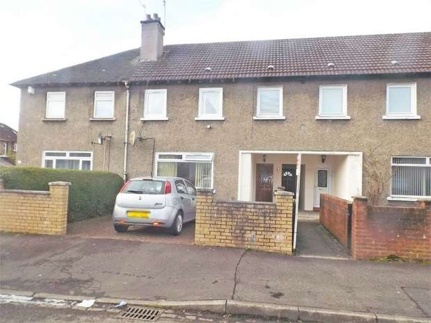 3 Bedrooms Terraced House for sale in Blackstone Crescent, Glasgow
