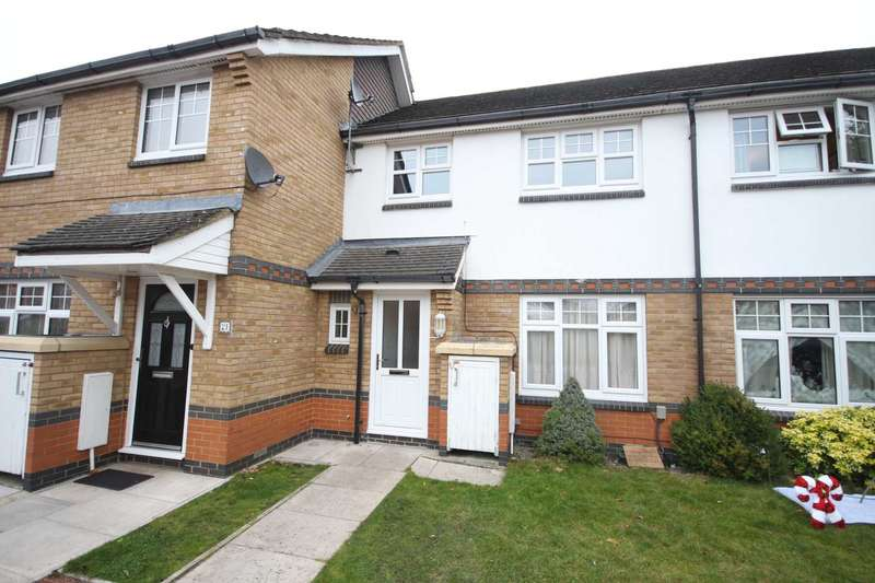 3 Bedrooms Terraced House for rent in Guerdon Place, Bracknell
