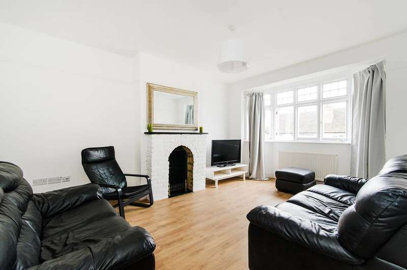 1 Bedroom Flat for rent in Village Way, Wembley, NW10