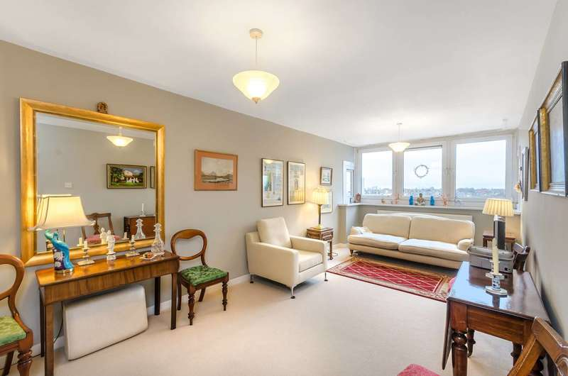 3 Bedrooms Flat for sale in Neville Gill Close, Wandsworth, SW18