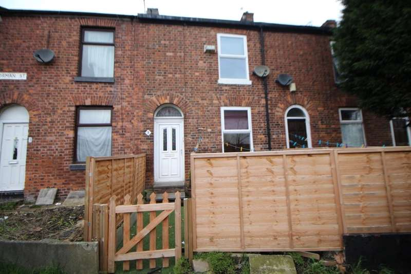2 Bedrooms Terraced House for sale in Norman Street, Manchester, M12
