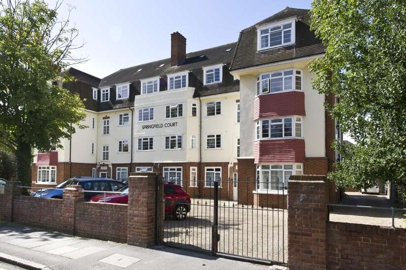2 Bedrooms Flat for sale in Springfield Court, Springfield Road, Kingston upon Thames KT1