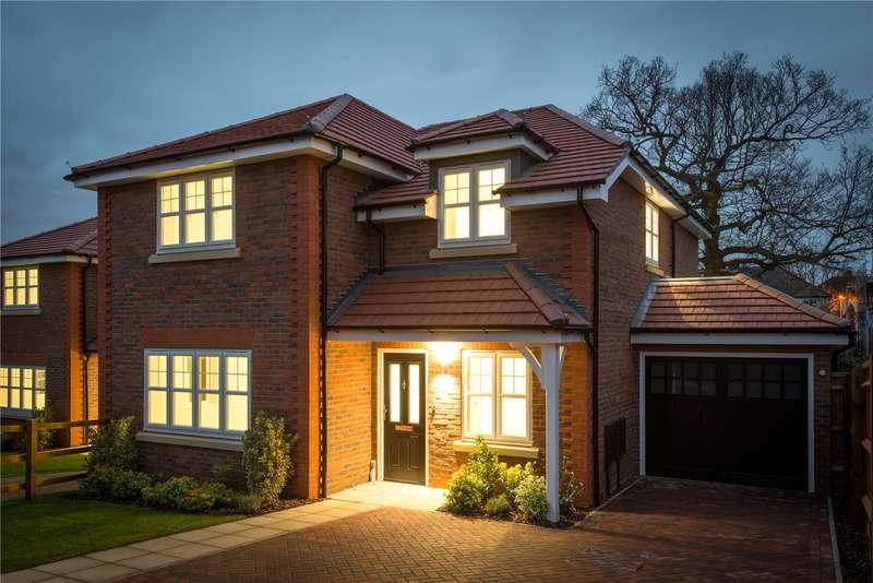 4 Bedrooms Detached House for sale in The Grange, Birch Grove, Potters Bar, EN6