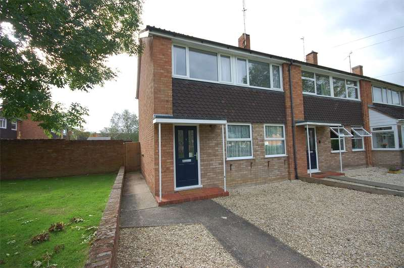 3 Bedrooms End Of Terrace House for sale in Stratton Green, Aylesbury, HP21