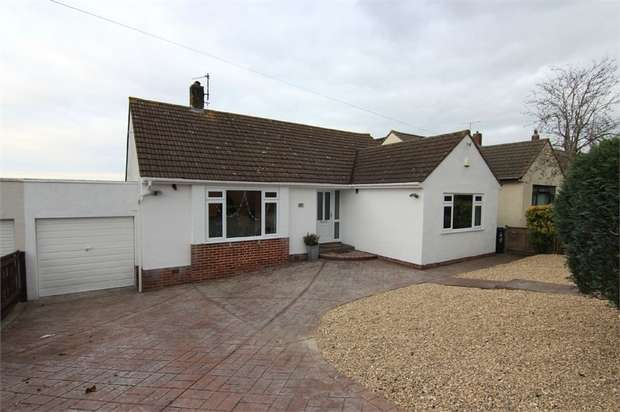 3 Bedrooms Detached Bungalow for sale in Channel Heights, North Somerset