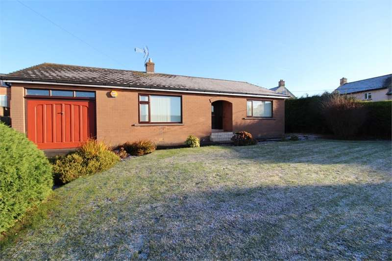 3 Bedrooms Detached Bungalow for sale in CA11 8DH Brent Gardens, PENRITH, Cumbria