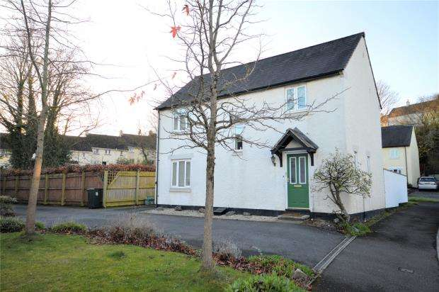 3 Bedrooms Detached House for sale in Miners Close, Ashburton, Newton Abbot, Devon