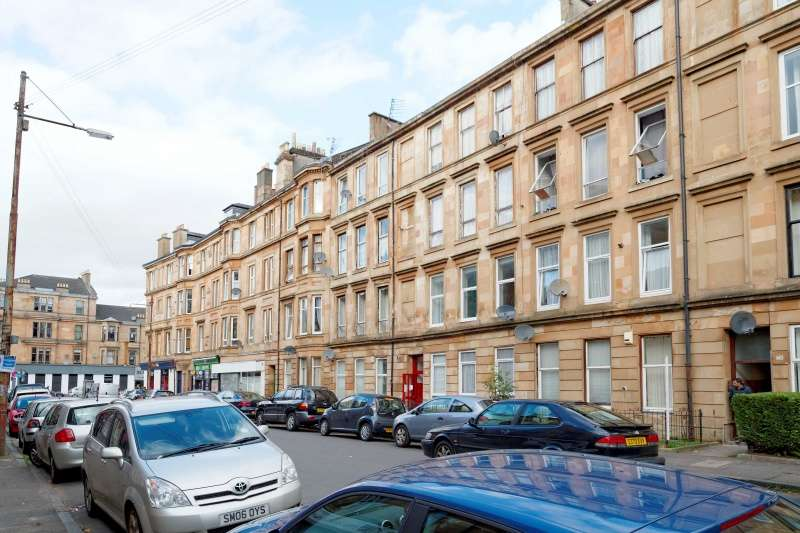 2 Bedrooms Flat for sale in Albert Road, Glasgow, G42 8DN