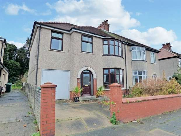 4 Bedrooms Semi Detached House for sale in Michaelson Avenue, Morecambe, Lancashire