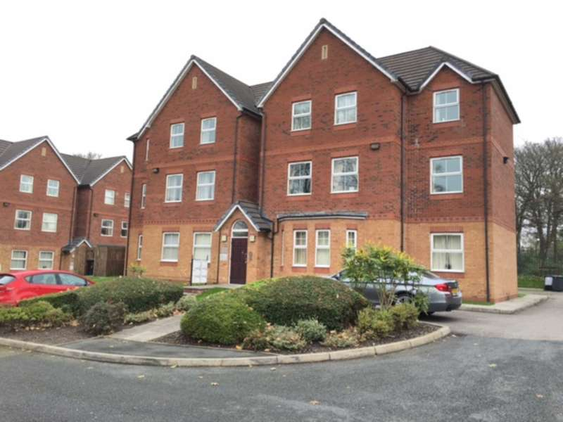 2 Bedrooms Apartment Flat for sale in Brookfield Apartments Leigh Road Atherton M, Atherton