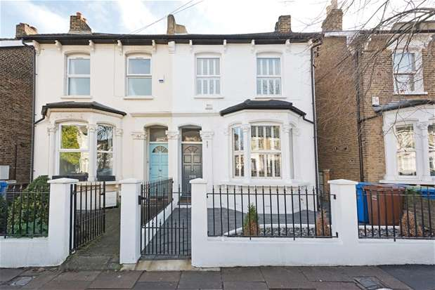3 Bedrooms Semi Detached House for sale in Ondine Road, Peckham