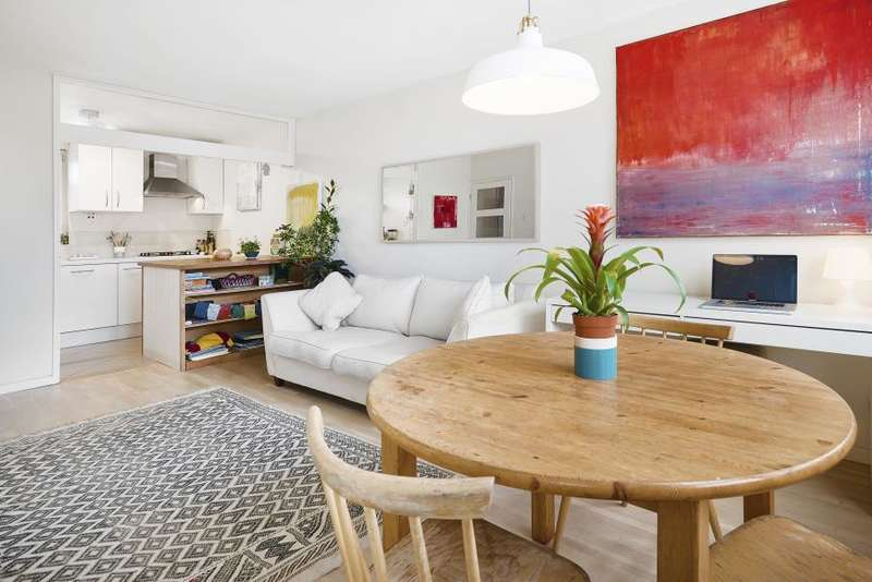 2 Bedrooms Flat for sale in Macbeth House, N1