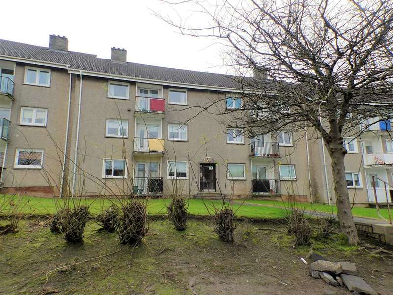 2 Bedrooms Apartment Flat for sale in Stirling Drive, East Mains, EAST KILBRIDE