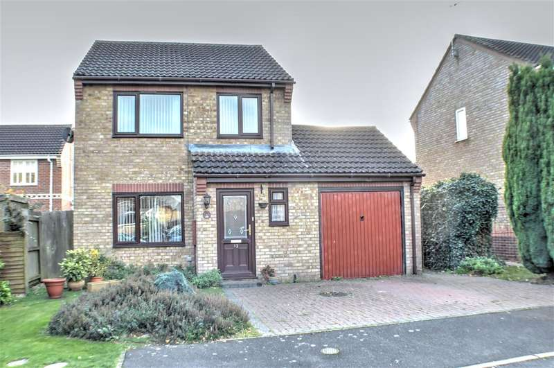 3 Bedrooms Detached House for sale in Cypress Close, Sleaford