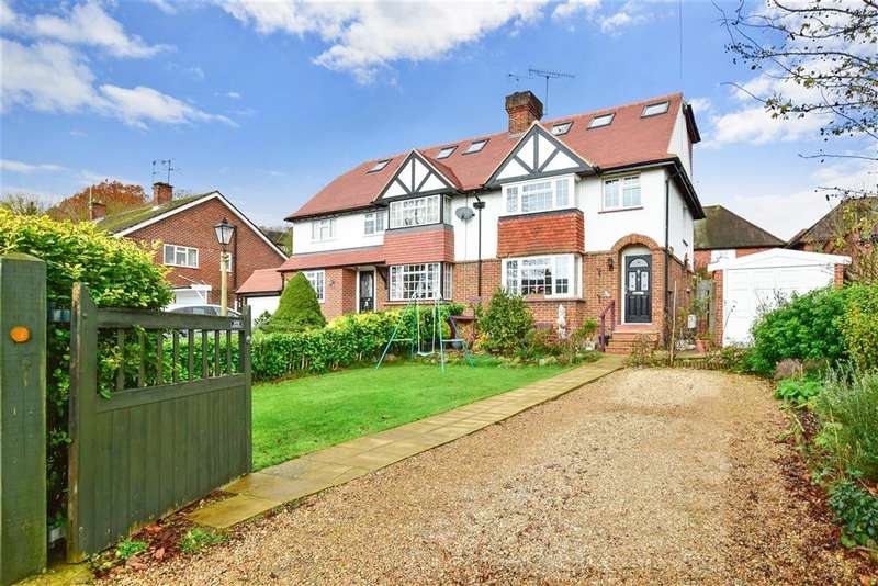 3 Bedrooms Semi Detached House for sale in Ashcombe Road, , Dorking, Surrey