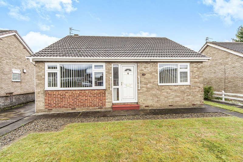 3 Bedrooms Detached Bungalow for sale in Fernhill Road, Middlesbrough, TS6