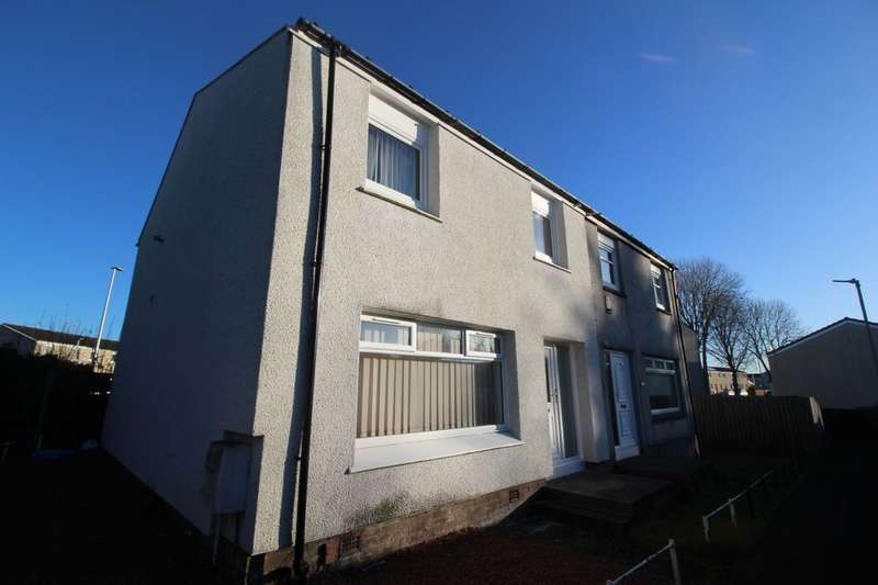 3 Bedrooms Semi Detached House for sale in Bardykes Road, Blantyre, Glasgow, G72