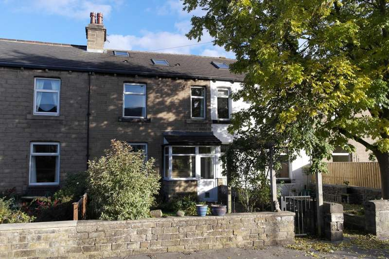 3 Bedrooms Terraced House for rent in Oaklands Avenue, Rodley, LS13