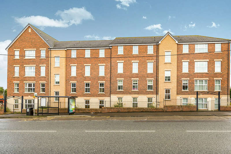 2 Bedrooms Flat for sale in Meadow Rise, Meadowfield, Durham, DH7