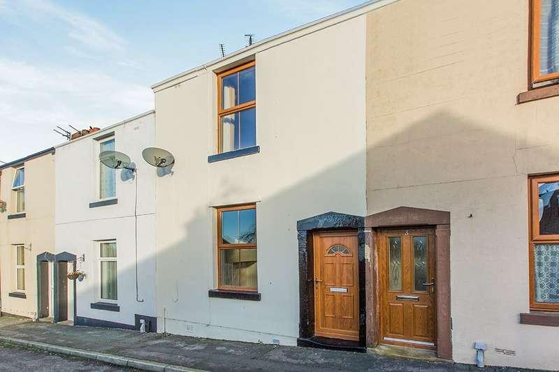 2 Bedrooms Terraced House for rent in Lune Street, Longridge, Preston, PR3