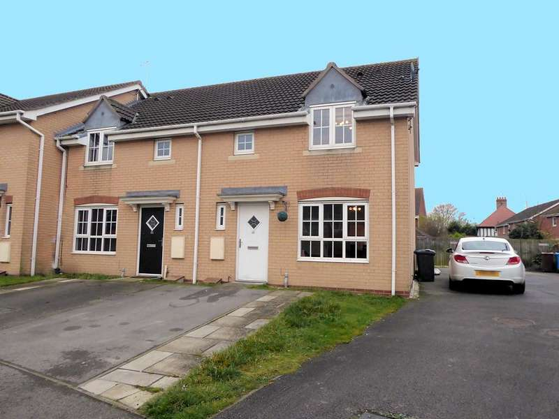 3 Bedrooms House for sale in Acasta Way, Hull, HU9 5SE