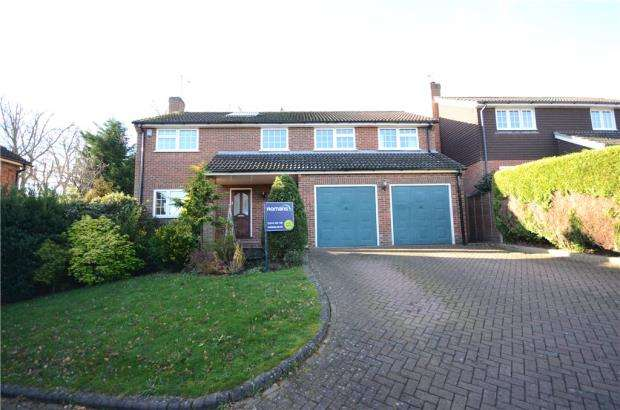 4 Bedrooms Detached House for sale in Emmets Park, Binfield