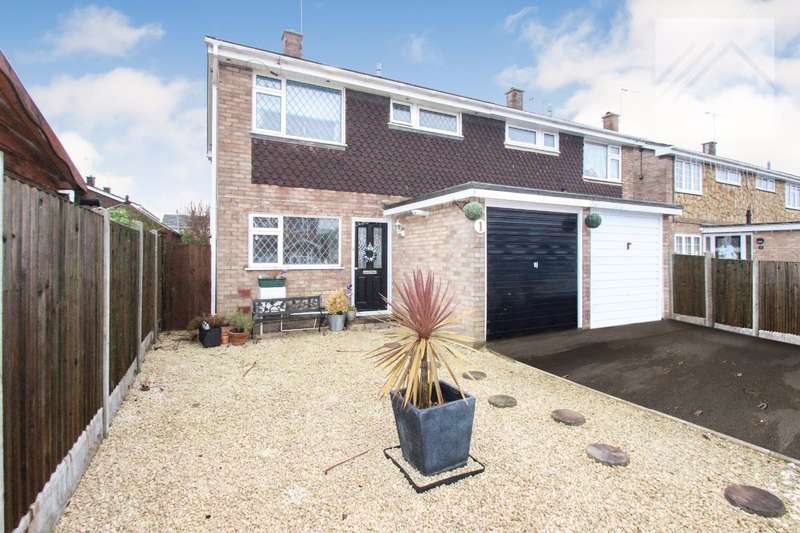 3 Bedrooms Semi Detached House for sale in Delview, Canvey Island