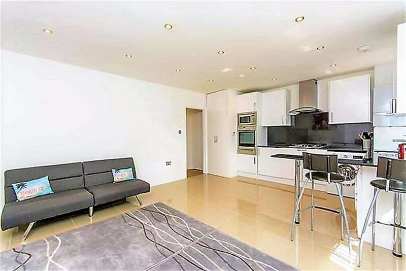 1 Bedroom End Of Terrace House for sale in Cecil Road, 2nd Floor Flat, Harlesden, London, NW10 8UJ
