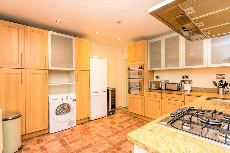 6 Bedrooms End Of Terrace House for sale in Cecil Road, Ground Floor Flat, Harlesden, London, NW10 8UJ