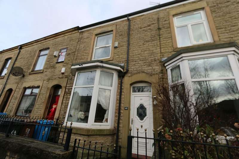 2 Bedrooms Terraced House for sale in 48, Clyde Street, Oldham, Greater Manchester, OL1 4HT