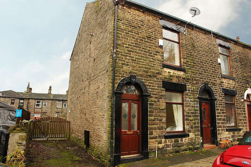 3 Bedrooms End Of Terrace House for sale in Thomas Street, Lees, Oldham
