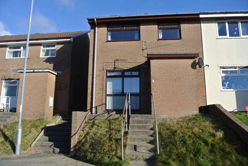 3 Bedrooms End Of Terrace House for sale in Giles Road, Blaenavon, Pontypool, NP4