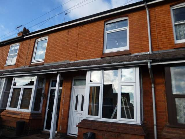 2 Bedrooms Terraced House for rent in Main Street, Kirby Muxloe, Leicester. LE9 2AL