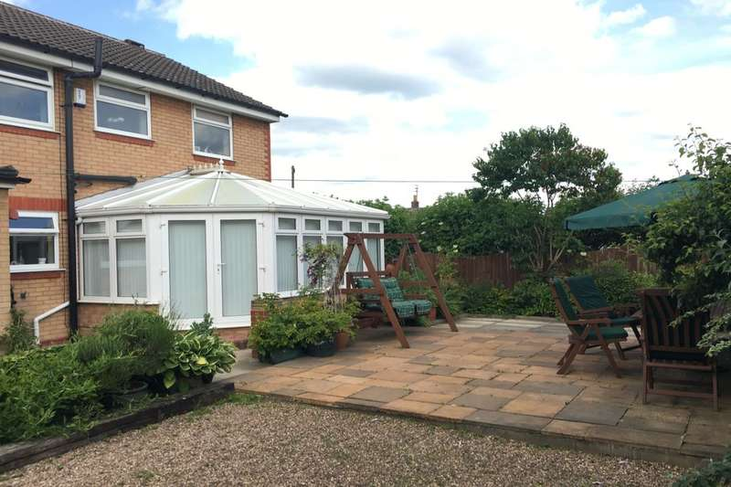 4 Bedrooms Detached House for sale in Knoll Beck Close, Goldthorpe, Rotherham, S63