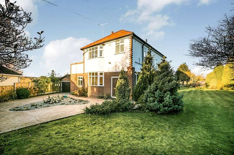 4 Bedrooms Detached House for sale in Butterbache Road, Huntington, Chester, CH3
