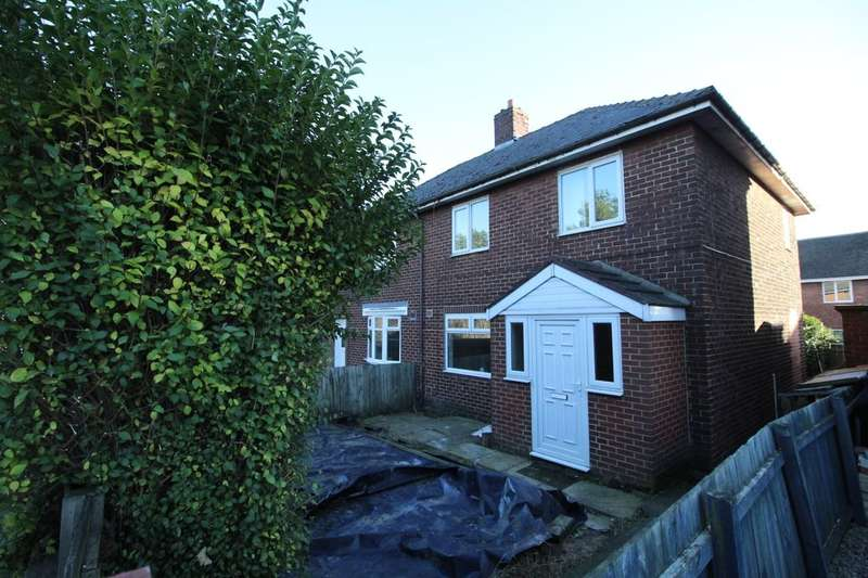 3 Bedrooms Semi Detached House for sale in Gloucester Road, Consett, DH8