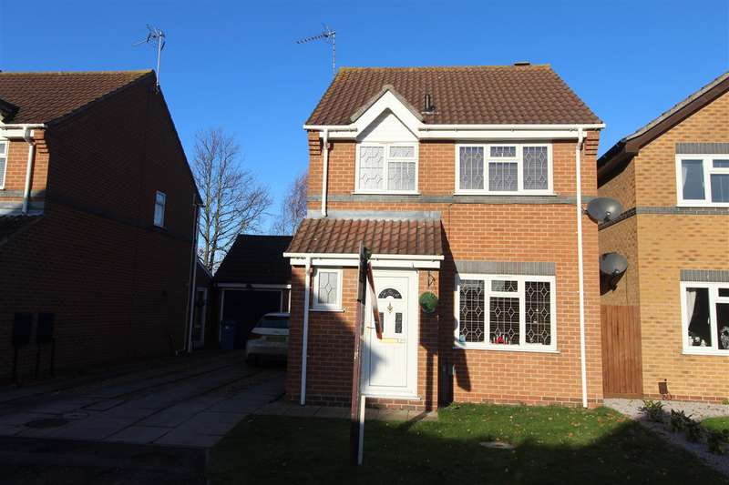 3 Bedrooms House for sale in Broad Meadow, Ipswich