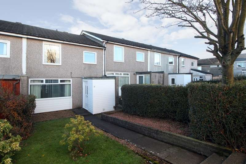 3 Bedrooms Terraced House for sale in Durness Court, Glenrothes, Fife, KY6 2BJ
